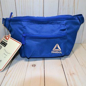 Reebok Blue Fanny/ Waist Pack Unisex Bag Water Res